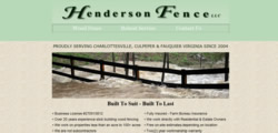 Henderson Fence